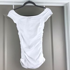 Last Tango Tops - Last Tango side rouched top